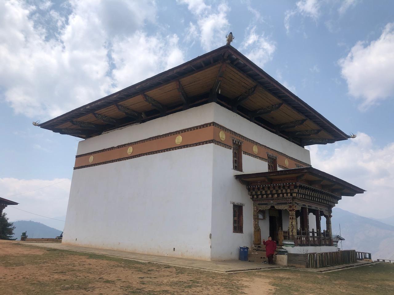 Talakha Monastery